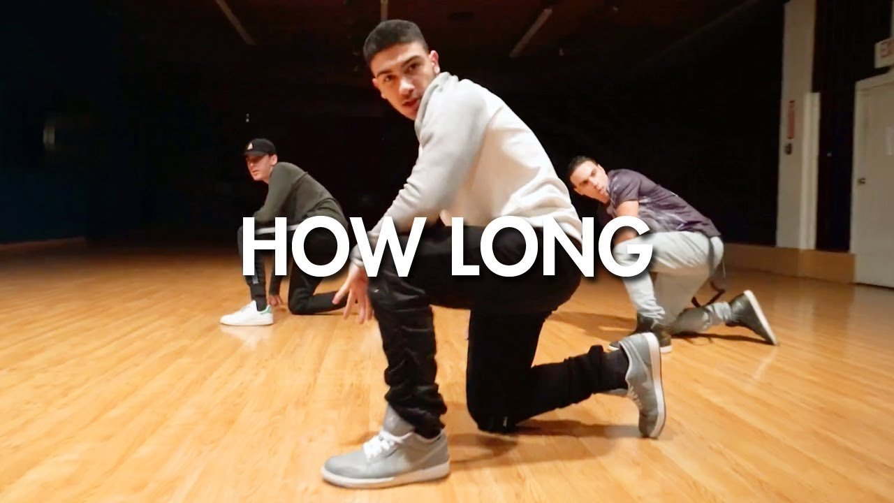 Charlie Puth How Long Dance Video Choreography Mihrantv