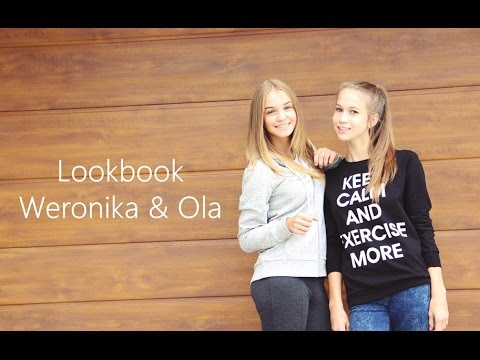 Lookbook + mój kanał na YouTube.