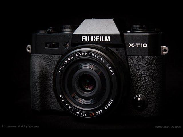 Why I like the Fuji X T10