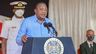 Covid-19: Uhuru extends curfew - VIDEO