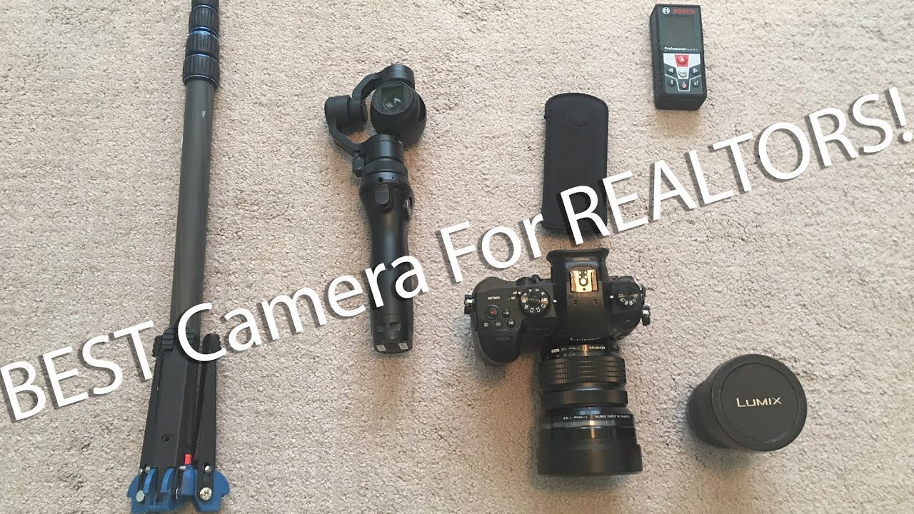 The Best Camera Gear For Real Estate Photography!