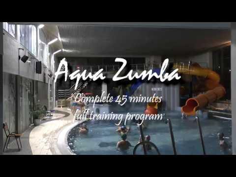 Aqua Zumba - complete 45 minutes full training program