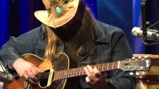Chris Stapleton - Whiskey and you acoustic