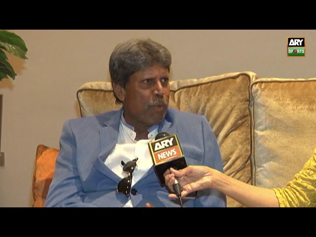 'I wish that Imran Khan's second innings are as good as his first'- Kapil Dev