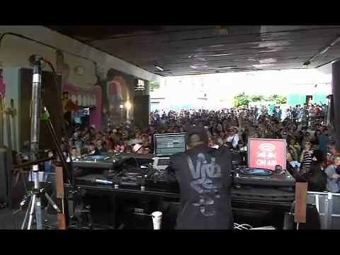 RBMA x Boiler Room - Lunice 'Live From' Major Lazer at Notting Hill Carnival
