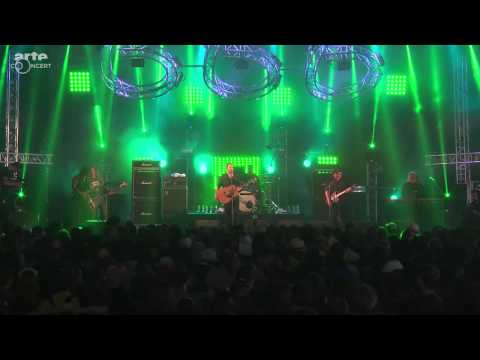 Skyclad - Live at Hellfest