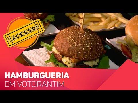 Hamburgueria em Votorantim - TV SOROCABA/SBT
