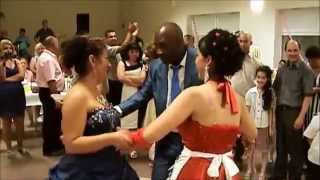 GIPSY CULY - Svadba Wedding  Jaro & Jarka  Velka redovy show - Antonio Marca