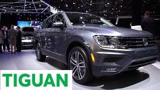 2018 Volkswagen Tiguan Preview   Consumer Reports