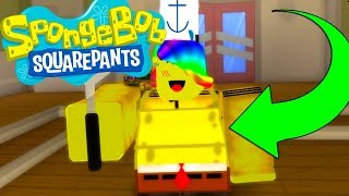 ROBLOX COOKING SIMULATOR *SPONGEBOB UPDATE!*
