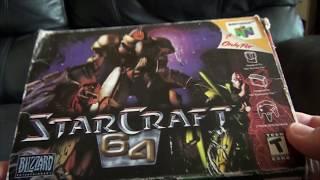 The Art of Box | StarCraft 64