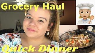 GROCERY HAUL | SLOW COOKER POT ROAST
