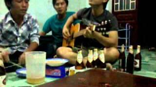đứa bé guitar xỉn version