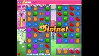 Candy Crush Saga Level 949 No Boosters 2 Stars