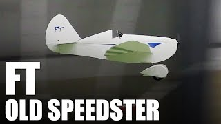 Flite Test - FT Old Speedster - REVIEW