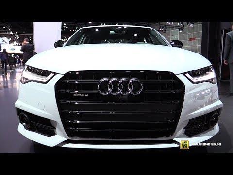 2018 Audi A6 - Exterior and Interior Walkaround - 2017 LA Auto Show
