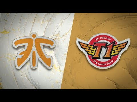 Fnatic vs T1 vod