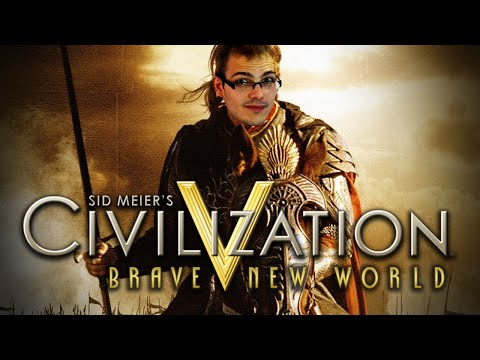 Civilization V -  3ème saison, 1er épisode ! Introduction + Le Random