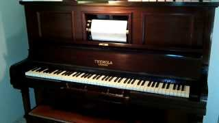 1928 Themola London Pianola - The Crazy Otto