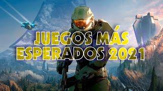 Los Juegos Más Esperados del 2021 I Fedelobo