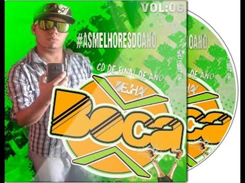 DJ BOCA - AS MELHORES DO ANO - CD NOVO - VOL.06