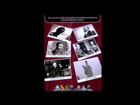 Geo Walk 3D World Fact Book iPad App Video CrazyMikesappscom