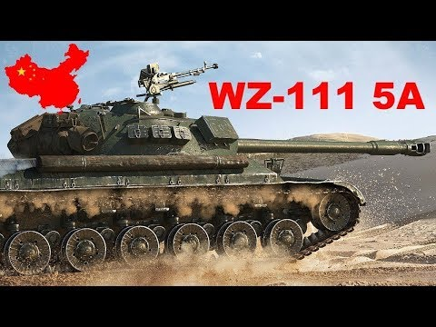 Jubileuszowe Bitwy #552 ► 20000 Bitwa Reksa - WZ-111 5A