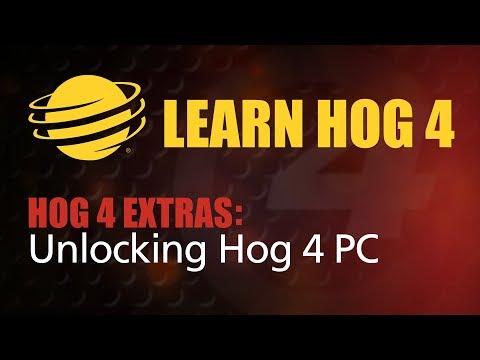 Hog 4 Consoles