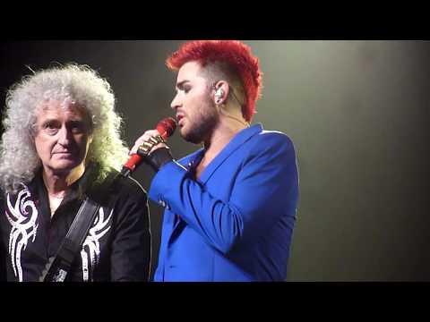 "Queen + Adam Lambert ""Somebody To Love"" St.Paul,Mn 7/14/17 HD"