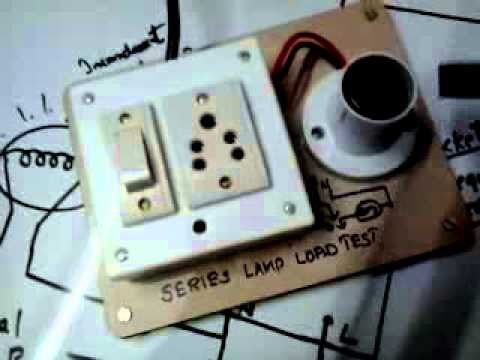 Aby Switch Wiring Diagram Series Lamp Test Youtube