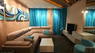 Дизайн гостиной 18 кв. м: как совместить зоны отдыха, приема гостей и рабочую(, 2015-11-13T13:52:36.000Z)
