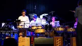 CHA CHA KISS - Eckhart Kopetzki Percussion Ensemble