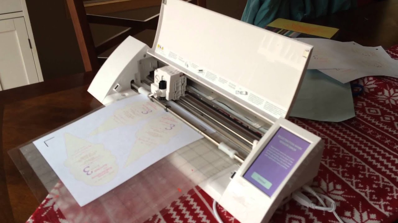how to scan and cut with silhouette cameo