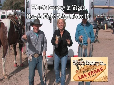 Nevada HIGH SCHOOL RODEO 2015