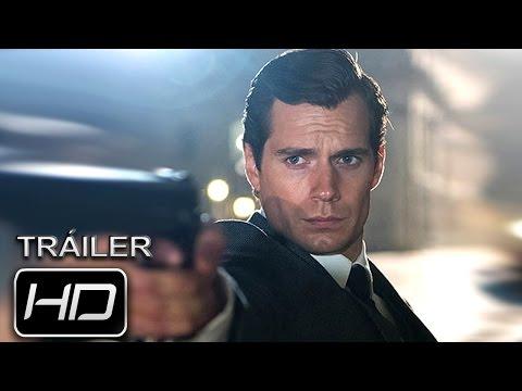 EL AGENTE DE C.I.P.O.L. - Tráiler Oficial - Subtitulado Español - HD películas de guy ritchie