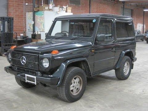 Sold wdb4602382705579 24h278 mercedes benz gelandewagen for Mercedes benz gelandewagen