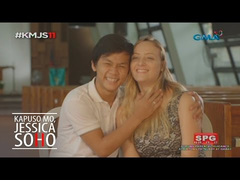Kapuso Mo, Jessica Soho: Binata na si Ding (Buboy Villar and Angillyn Gorens love story) from YouTube · Duration:  9 minutes 17 seconds