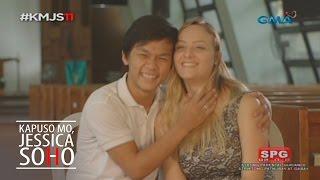 Kapuso Mo, Jessica Soho: Binata na si Ding (Buboy Villar and Angillyn Gorens love story)