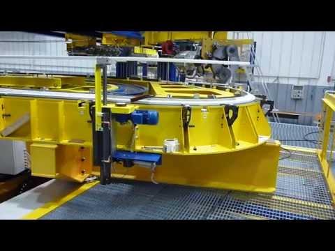 ENEA Channel - ENEA/ASG: immagini avvolgimento della bobina per il reattore a fusione nucleareJT60SA