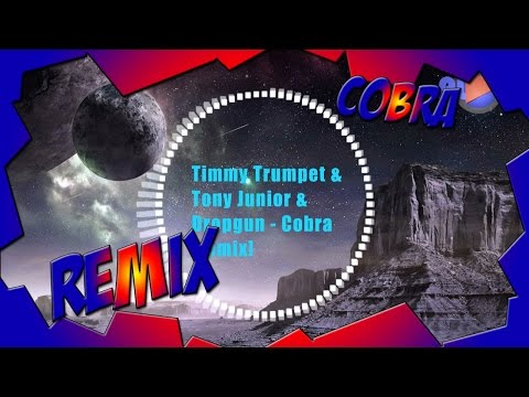 [REMIX] Cobra -Timmy Trumpet Tony Junior &Dropgun