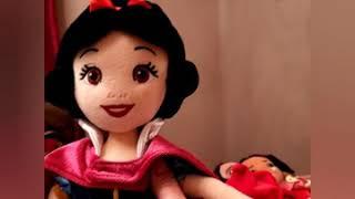 Disney Store- Plush Princess Review & More ❤👑