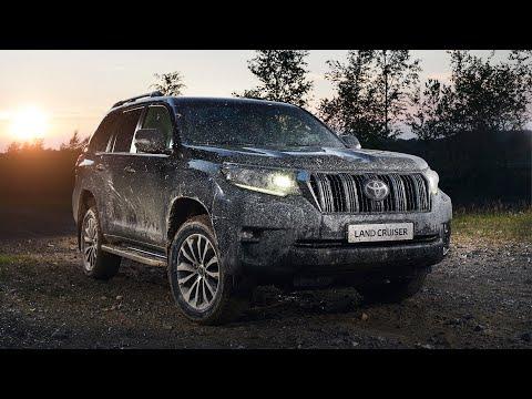 Land Cruiser Prado 2018, BMW X7 и другие новинки из Франкфурта