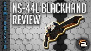 NS-44L Blackhand Review | Planetside 2 Gameplay