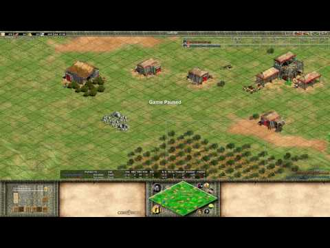 Age of Empires 2: Dark Age Scouting + When to Lure Deer
