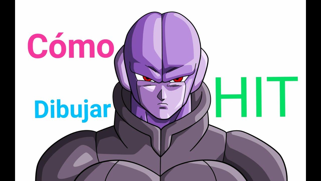 Cómo Dibujar a HIT- Asesino del Universo 6. (Dragón Ball ...
