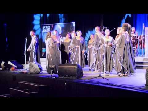 African Gospel Choir Dublin -Oba Nla Concert 2015 (Baba na You)