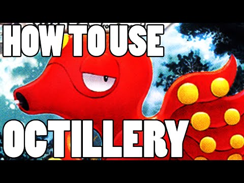 How To Use: Octillery! Octillery Strategy Guide ORAS / XY - RNG OP!