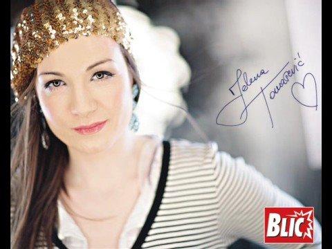Jelena Tomasevic - Usnila je dubok sanak
