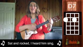 Aura Lee Easy Ukulele Song- 21 Songs in 6 Days: Learn Ukulele the Easy Way