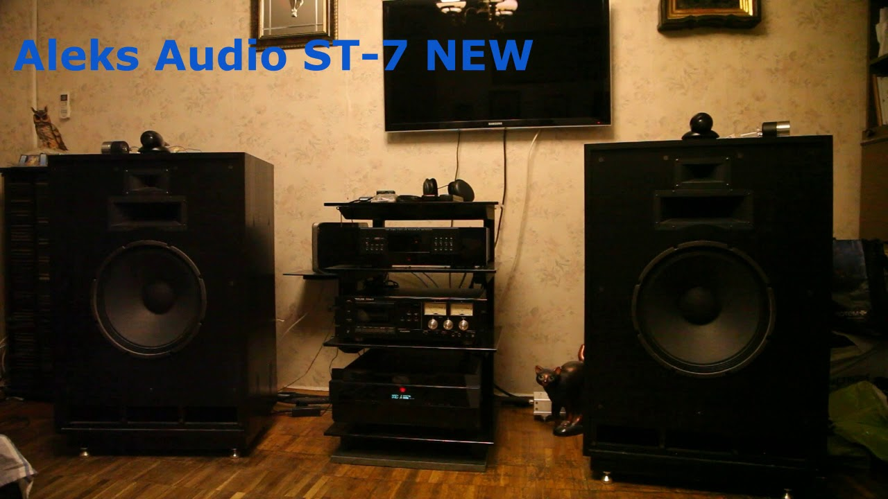 Download TEST  SUPERTWEETER Fostex T90A(-2dB) @ Aleks Audio ST-7 NEW